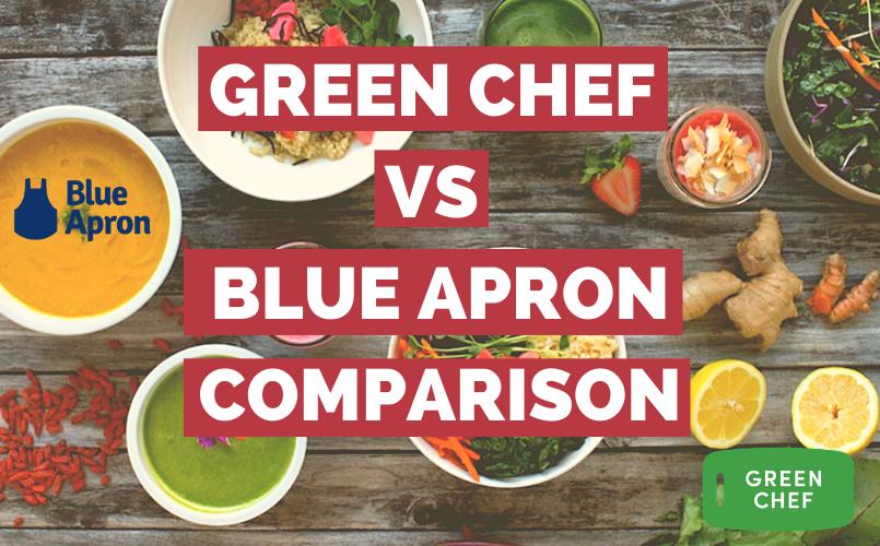 Green Chef vs Blue Apron