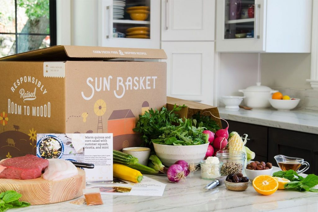 Sun Basket Delivery