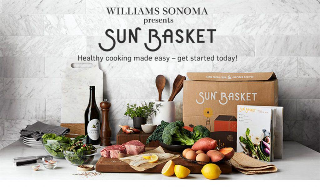 Sunbasket Delivery