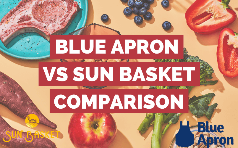 Blue Apron vs Sun Basket