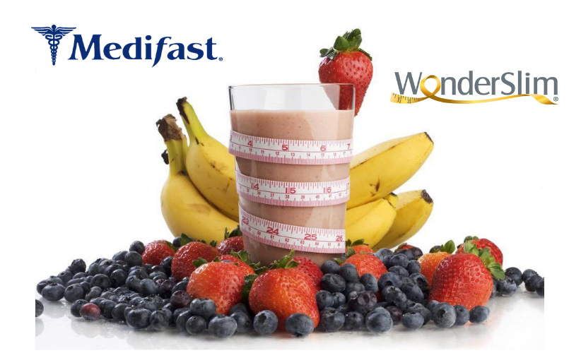 Medifast vs Wonderslim Services