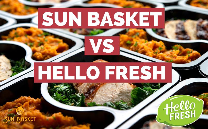 SunBasket vs HelloFresh