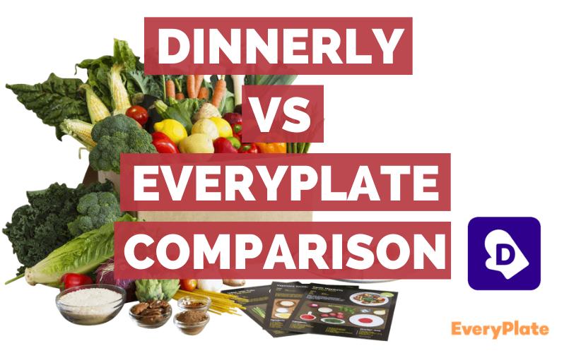 Dinnerly vs Everyplate
