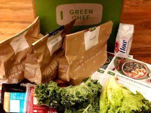 Green Chef vs PurpleCarrot