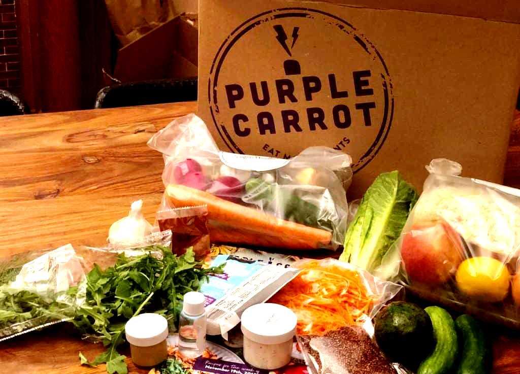 Green Chef vs Purple Carrot