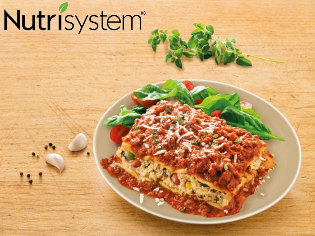 Nutrisystem Menus